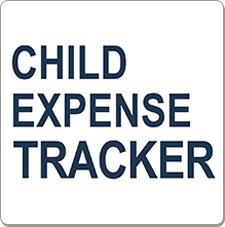 Example of the Child Expense Tracker app launch icon